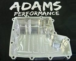 BILLET OIL PAN YAMAHA YZF-R6 06-17 MICRO SPRINT