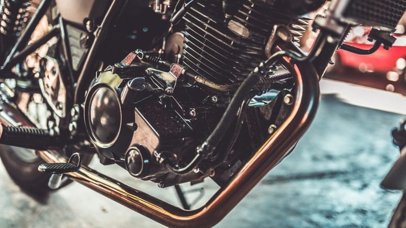 Custom Motorcycle Repair