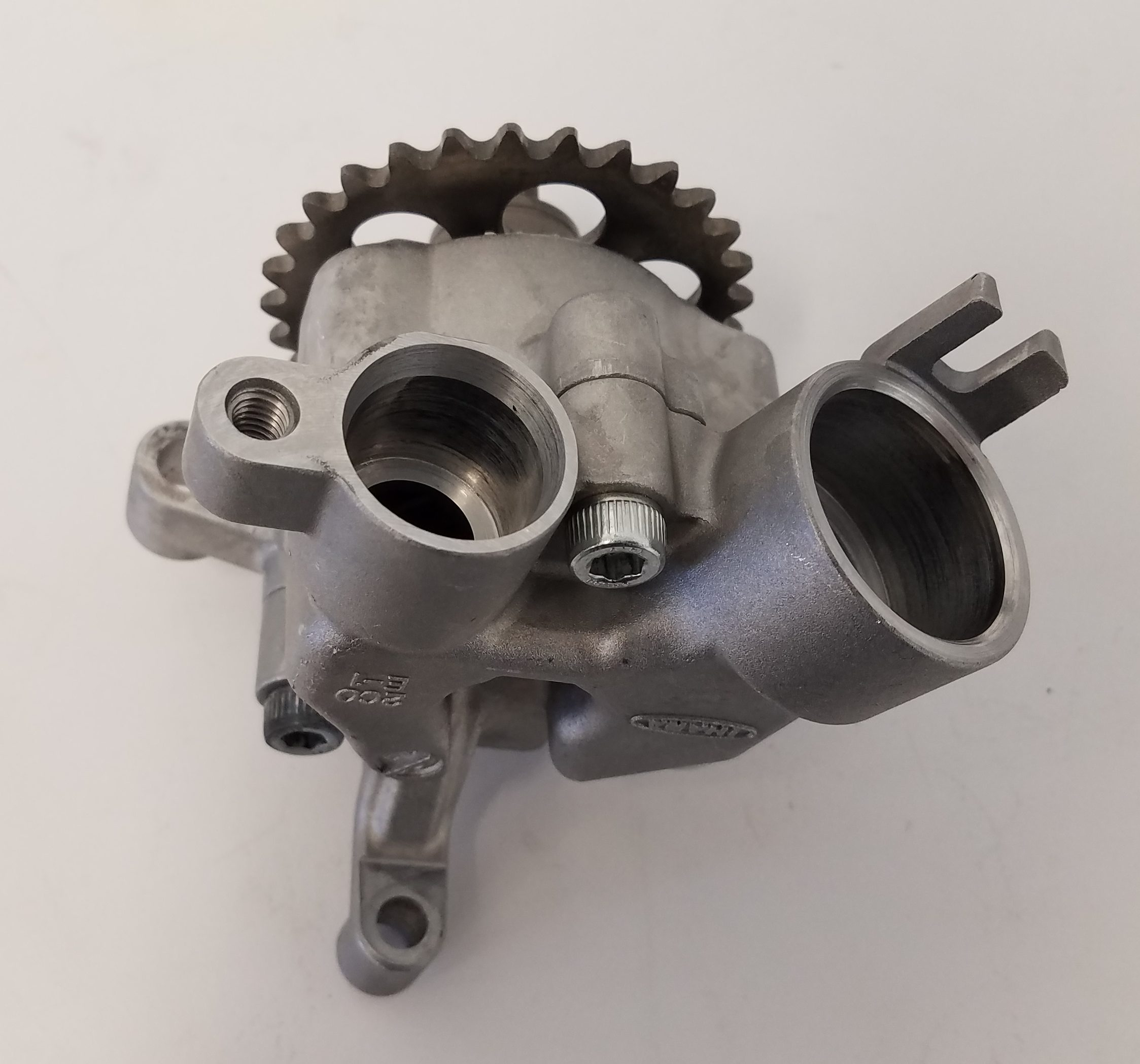 YAMAHA R6R (06-17) HIGH VOLUME OIL PUMP
