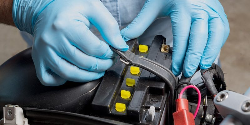 Check These Common Items Before a Sport Motorcycle Repair Need Arises