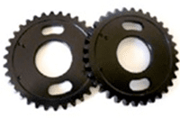 Factory Slotted Sprockets