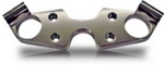 Hayabusa - Billet Triple Clamp Polished